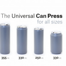 Picture of print of The Universal Can Press