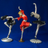 Three Ballerinas image