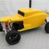 Open RC truggy HOT ROD body image