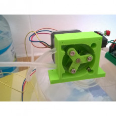 Easy Pump arduino stepper