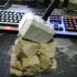 Thor hammer stylus holder image