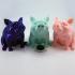 Piggy Sitting: Piggy Bank Version image