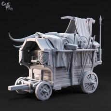 Caravan (PRE-SUPPORTED)
