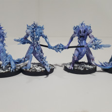 Picture of print of Ice Devil