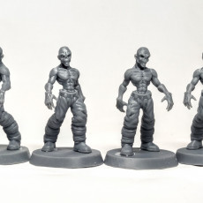 Picture of print of Zombies