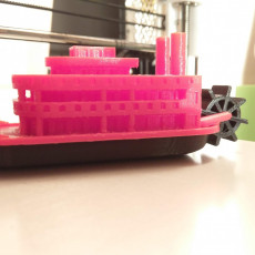 Picture of print of Paddle Boat