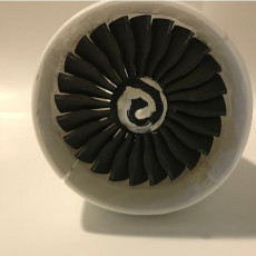 Electric Jet Engine for Model RC Aircraft