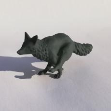 War Fox Miniature (28mm) 2nd variant
