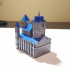 Temple of Time miniature from Legend of Zelda Ocarina of Time image