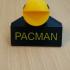 PacMan Tribute_ Dual color image