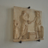 Votive Relief to Ares and Aphrodite image