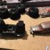 Monster Truck Wheels & Axles 1 64 scale image