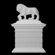 Lion in Alicante