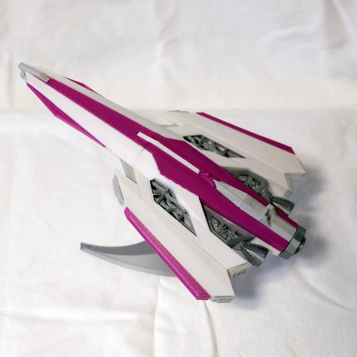 Spaceship Type-Y