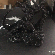 Picture of print of Ifrit