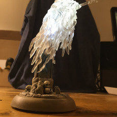 Picture of print of Wraith - Tabletop Miniature