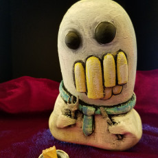Ghosty the Pie Ghost