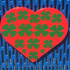 I Love St Pattys -Version 5 -MMU Hearts with Clovers image