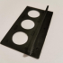Heatbed/Hotend MOSFET Mount for HyperCube print image