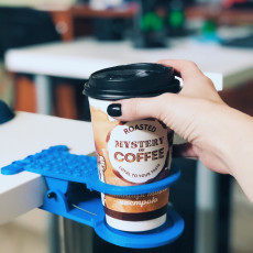 SelfCAD Coffee Holder | Irreplaceable In Your Office