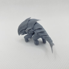 Picture of print of Bulette - Tabletop Miniature