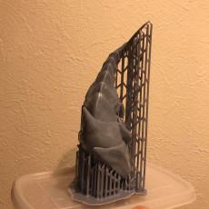 Picture of print of Bulette - D&D Miniature