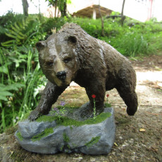 Picture of print of Grizzly 28mm