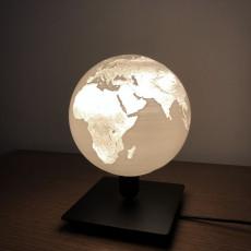 World Table Lamp