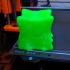 Gelatinous Cube print image