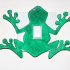 Frog light switch cover image