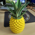 Pineapple Container print image