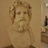 Bust of Dionysus image