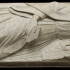 Tomb Effigy of a Woman image