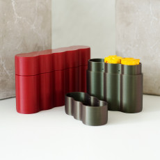 120 Film Cases - 5x and 3x Versions