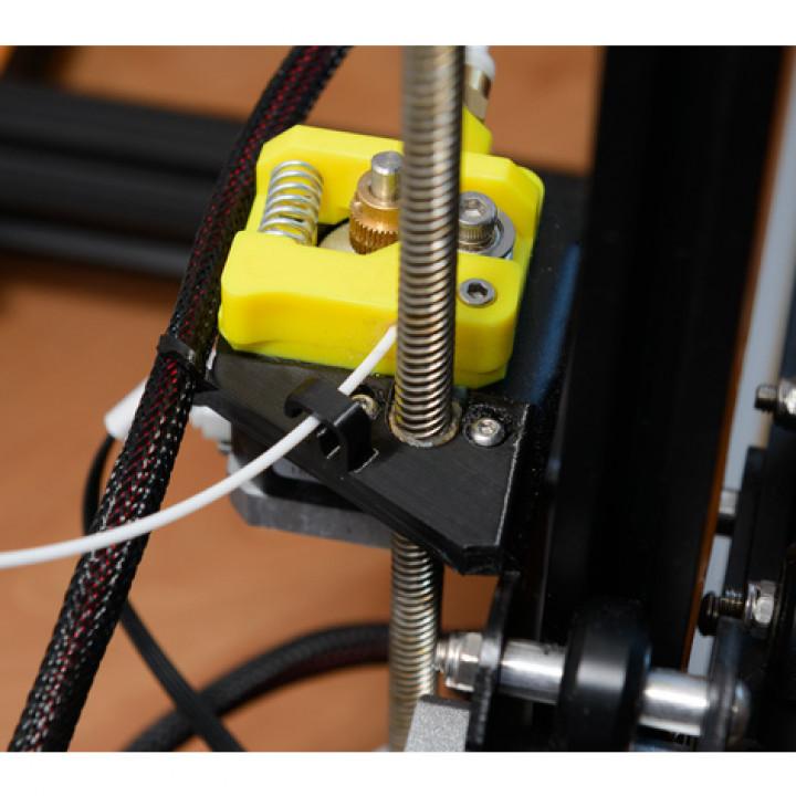 Creality CR-10 Filament Guide