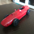 Ferrari 256 F1 Toy Replica print image