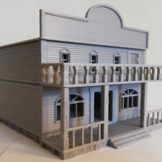 Saloon ! For wargame & toys