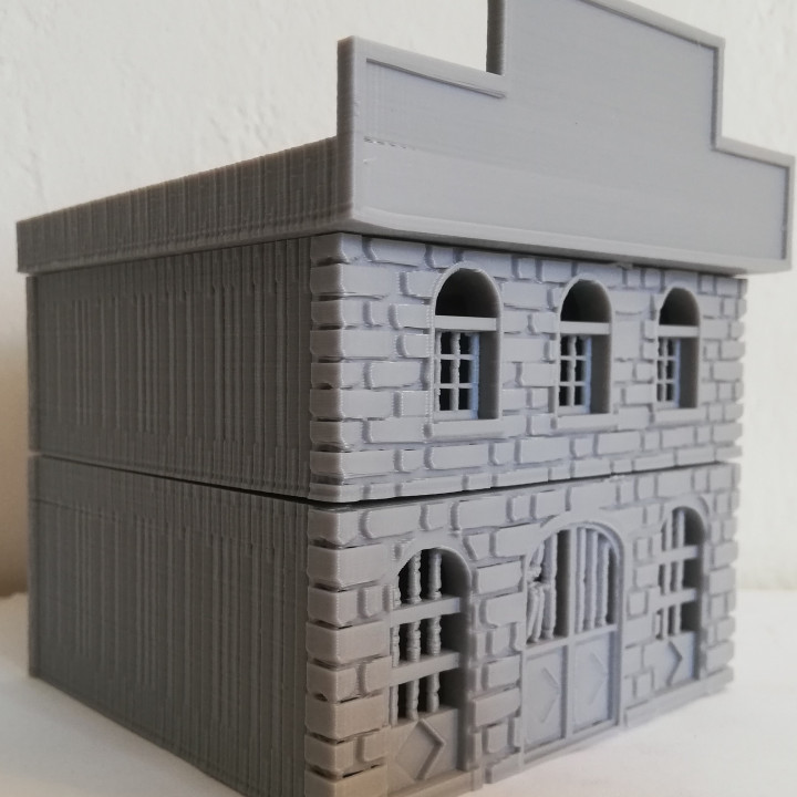 Bank ! For wargames & Toys