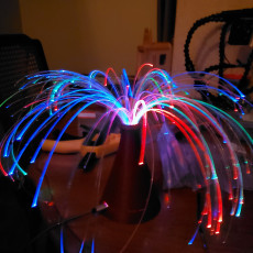 Picture of print of Fireworks LED Lamp