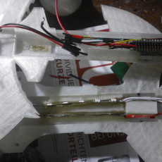 Picture of print of LED Zelda Master Sword