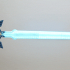 LED Zelda Master Sword image