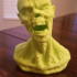 Zombie Bust print image
