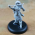 Human Female Bard (32mm scale image
