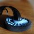 Oculus Rift S – Springy Headphone Mount – Koss PortaPro image