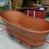 Copper Bathtub image