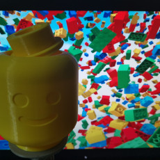 Picture of print of Lego Head Container This print has been uploaded by Anton