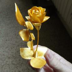 Ma fleur synthetique