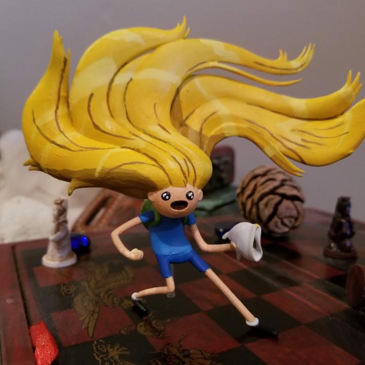 Adventure Time - Glorious Finn