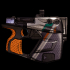 Borderlands 3 Pistol (for larger print beds) image