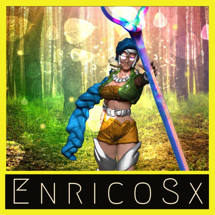 Nihala, the enchantress